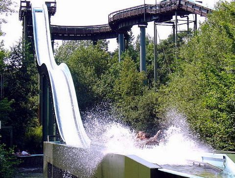 Tagesausflug 2006: Holidaypark Hasloch