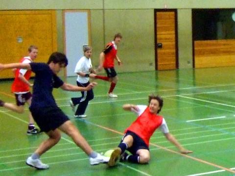 20.10.07 - Fußballcup der Konfi- und Jugendgruppen