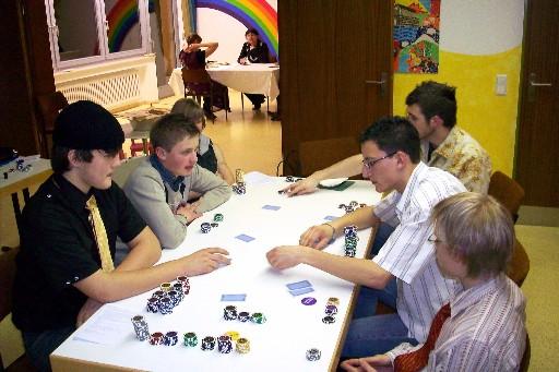 08.02.08 - Casinoabend mit dem Mädchenkreis